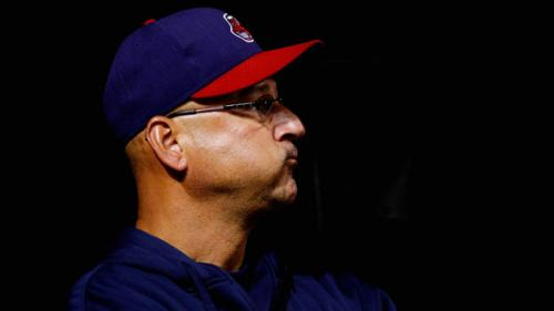 Terry Francona Wins AL Manager Of The Year