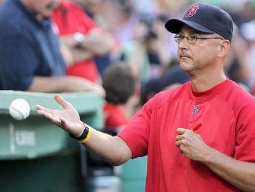 The Baseball Reporters: Francona To Skip Fenway's 100th Anniversary Celebration