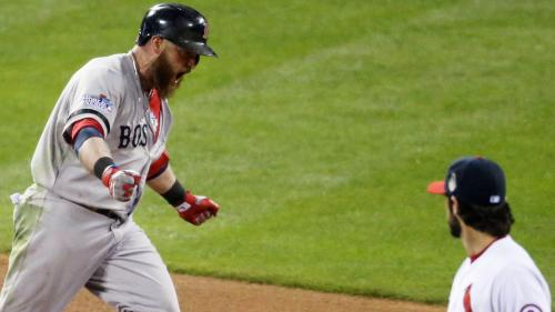 The Walkoff: Gomes' Homer, Doubront's Relief Work Lead To Red Sox' 4-2 Victory In Game 4 Of World Series
