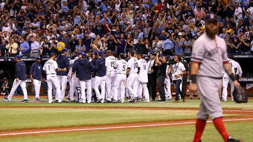 The Walkoff: Rays Stay Alive With Game 3 Win Over Red Sox