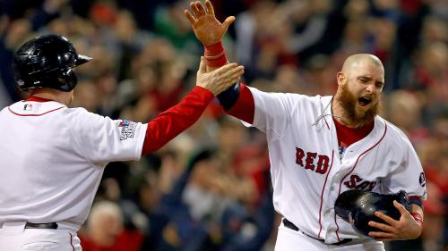 The Walkoff: Red Sox Complete Improbable Turnaround, Win World Series At Fenway Park