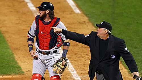 The Walkoff: Red Sox Drop Game 3 On Obstruction Call