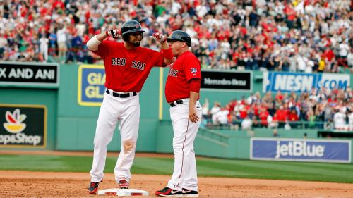 The Walkoff: Red Sox Rout Rays 12-2 In ALDS Opener