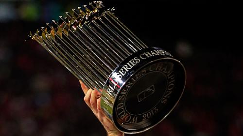 5 Things You Didn't Know About The World Series Trophy