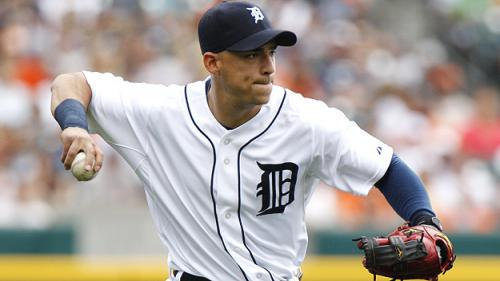 Tigers Shortstop Jose Iglesias Out 4-6 Months