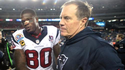 Time Is Now For Patriots To Break Character And Acquire Andre Johnson