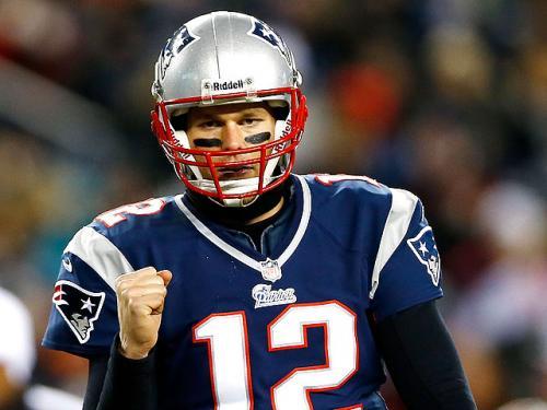 Tom Brady No Stranger To Postseason Pressure
