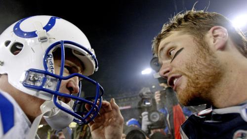Tom Brady vs. Peyton Manning: A Trip Down Memory Lane