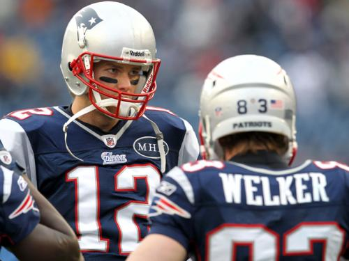 Tom Brady: Wes Welker Still 'A Huge Part Of This Offense'