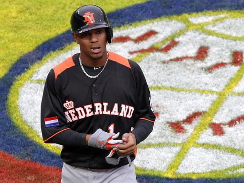 Top Prospect Bogaerts Promoted To Pawtucket