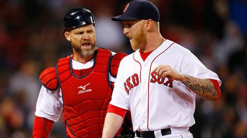 Toucher & Rich: David Ross Explains How Catchers Are Like Psychiatrists For Pitchers