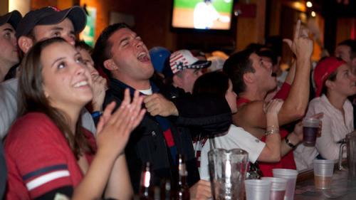 Toucher & Rich: Drunken Red Sox World Series Recap