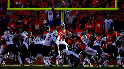 Toucher & Rich: NFL Considering Changes To Extra Point