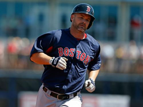 Toucher & Rich: Red Sox Catcher David Ross On Sox Pitching Staff