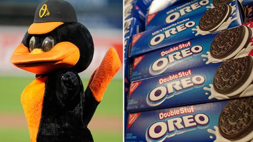 Toucher & Rich's Ask A Pink Hat: Baltimore Oreos?