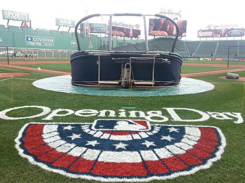 Toucher & Rich's Drunken Red Sox Recaps: Opening Day Spectacular