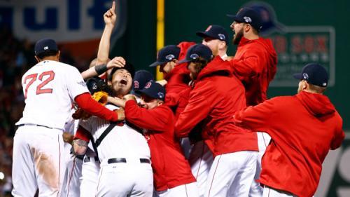 Toucher & Rich's Drunken Red Sox Recaps: Sox Are World Series Bound
