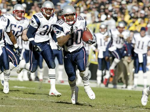Troy Brown On Patriots Hall of Fame: 'Humble Beginnings Make For Humble Endings'