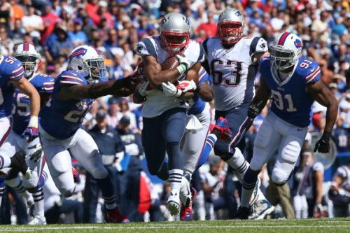 Turnovers Mar Otherwise Workmanlike Performance By Pats