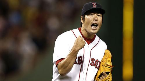 Uehara Lights Out Again, Hurls 25th Straight Scoreless Inning