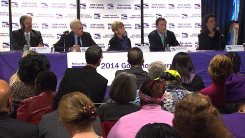 Union's Candidate Forum Attracts Five Democrats Running For Mass. Governor