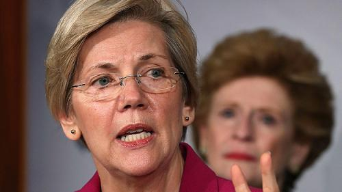 US Sen. Warren Vows To Serve Out Six-Year Term