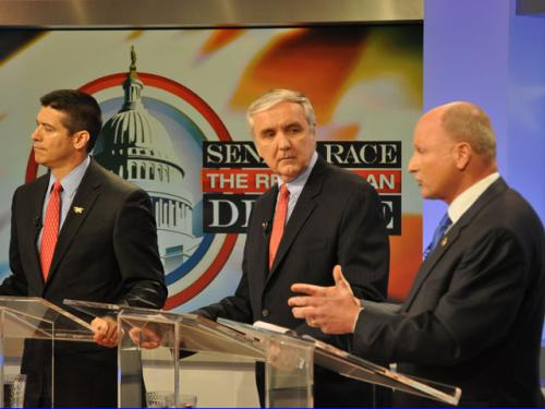 Video: Republican Senate Debate