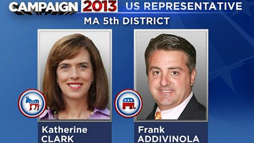 Voters To Decide Between Clark, Addivinola For Open U.S. House Seat