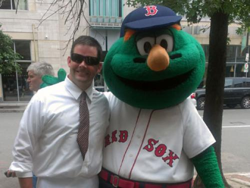 Wally The Green Monster Costume Recovered After Reported Theft From Fenway