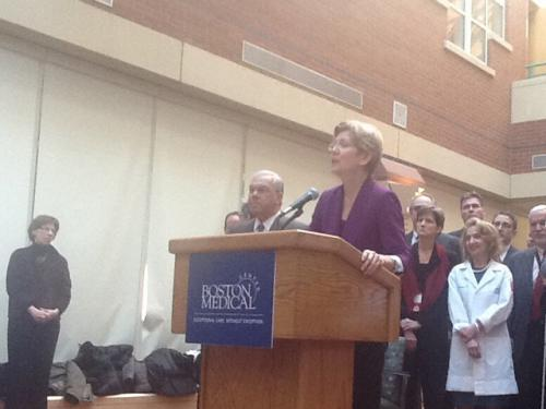 Warren, Capuano Call Sequestration 'Stupid'