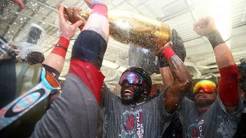 WATCH: GoPro Video Of Red Sox Celebrating 2013 World Series Championship