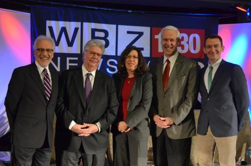 WBZ Business Breakfast – Frontiers Of A College Education