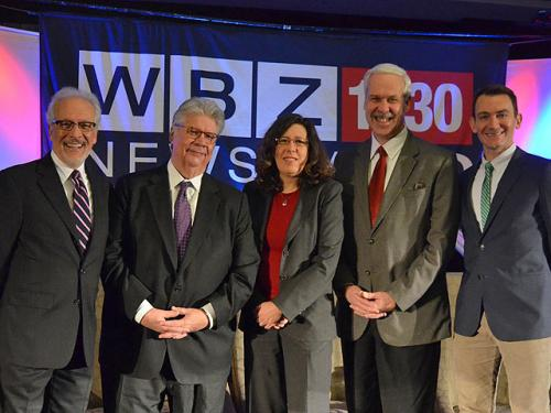 WBZ Business Breakfast On Higher Education