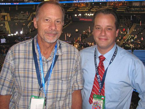 WBZ NewsRadio 1030 At The Democratic Convention: Day 4 & James Taylor