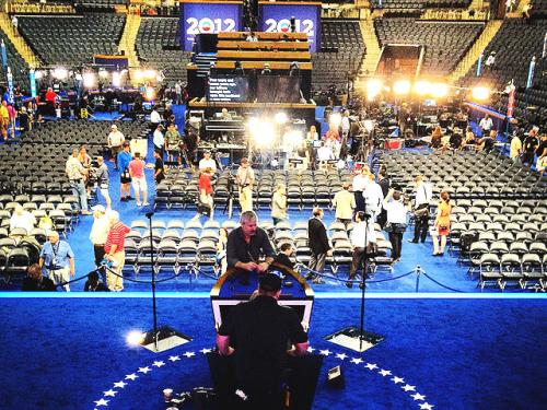 WBZ NewsRadio 1030 At The Democratic Convention: Mass. Delegation Arrives
