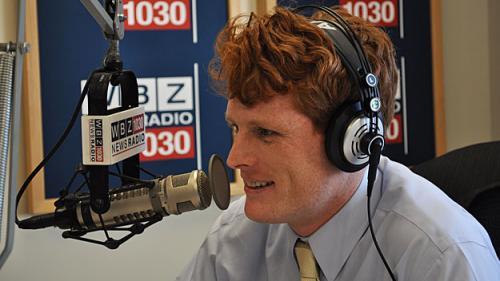 WBZ NewsWatch With Joe Mathieu: Rep. Joe Kennedy