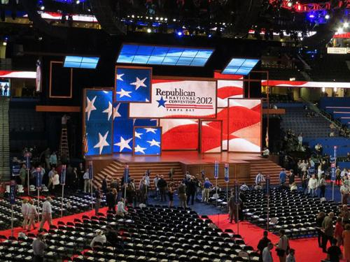 WBZ Radio At The GOP Convention: Thursday Highlights