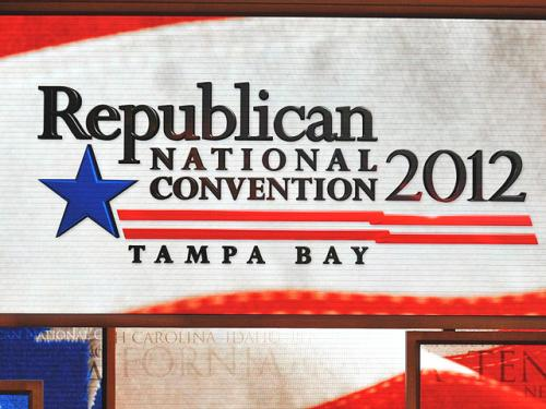 WBZ Radio At The GOP Convention: Tuesday Highlights