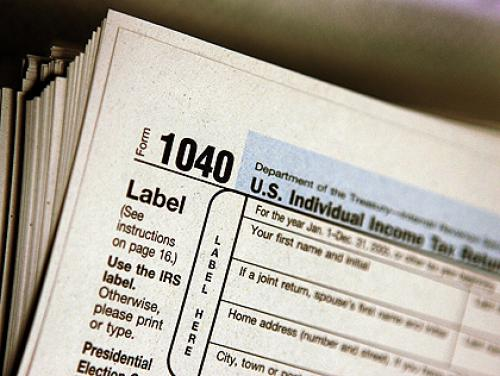 WBZ WaterCooler: Time To File Taxes