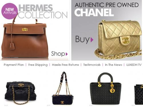 Website Sells High-End Handbags At A Fraction Of The Cost