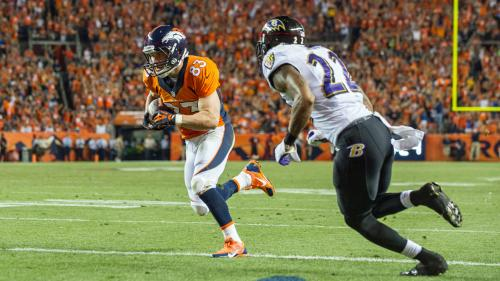 Welker Plays Like Typical Welker In First Game With Manning