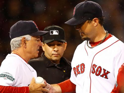 Were Red Sox Fans Right Or Wrong For Booing Injured Beckett?