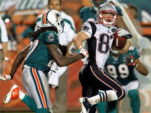 Wes Welker A Regular Reminder Of Miami's Mistakes