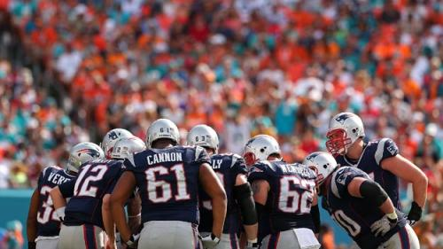 What Will The Patriots O-Line Look Like On Sunday?
