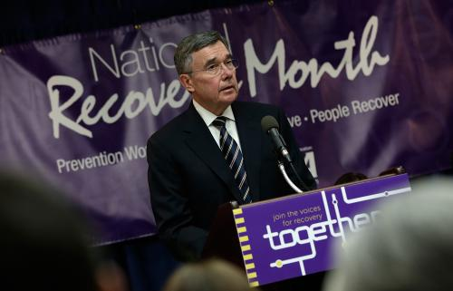 White House Drug Policy Adviser Plans Mass. Talk