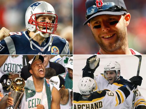 Who Is The Face Of Boston Sports?