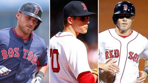Would You Rather: Middlebrooks, Cecchini Or Holt At Third Next Season?
