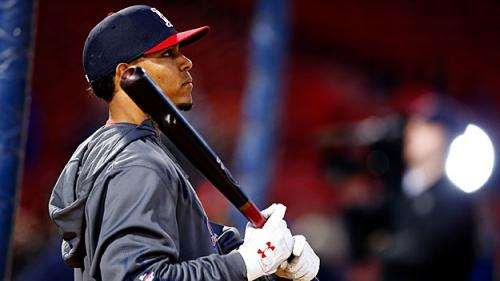 Xander Bogaerts Ready To Help Red Sox Any Way He Can