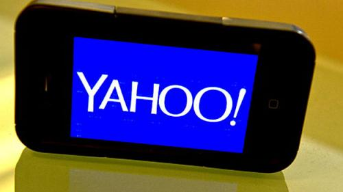 Yahoo! Email Account Passwords Stolen