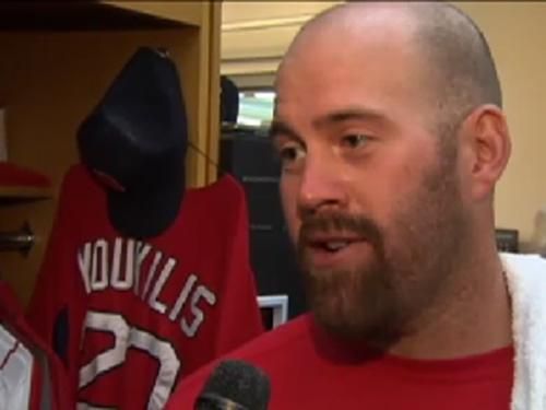 Youkilis 'Feels Great' But Uncertain About Return Date